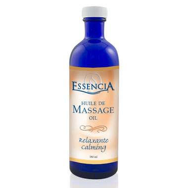 Homeocan Essencia Calming Massage Oil
