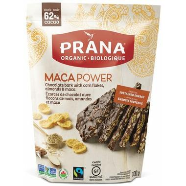 Prana Organic Maca Power Chocolate Bark