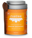 JusTea Loose Leaf Black Tea African Breakfast