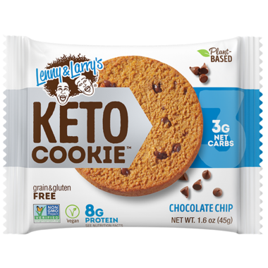 Lenny & Larry\'s Keto Cookie Chocolate Chip