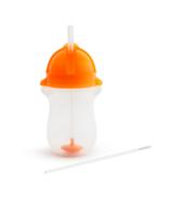Tasse à paille lestée Munchkin Any Angle Orange