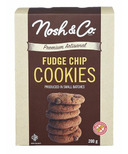 Nosh & Co. Premium Artisanal Fudge Chip Cookies