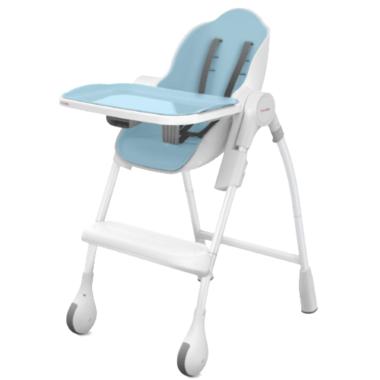 Oribel Cocoon High Chair Blue Raspberry Marshmallow
