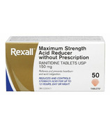 Rexall Maximum Strength Acid Reducer without Prescription