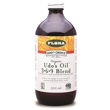 Udo\'s Choice 3.6.9 Oil Blend