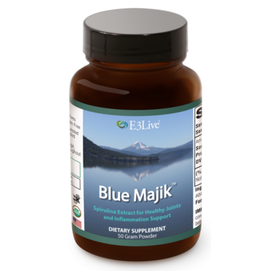 E3Live Organic Blue Majik Powder