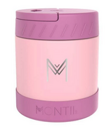Montii Co Insulated Food Jar Dusty Pink