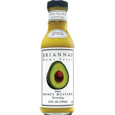 Briannas Dijon Honey Mustard Dressing