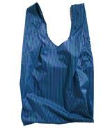 Baggu Big Baggu Cobalt & Jade Stripe