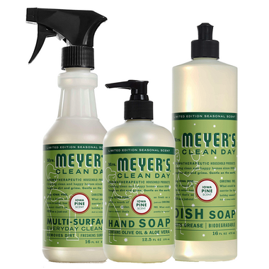 Mrs. Meyer\'s Clean Day Iowa Pine Bundle