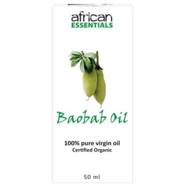 African Essentials Organic Baobab Oil