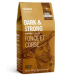 Level Ground Colombian Dark Roast Coffee Ground