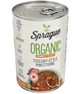 Sprague Organic Tuscany-Style Minestrone Soup