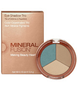 Mineral Fusion Eye Shadow Trio Riviera