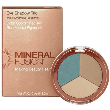 Mineral Fusion Eye Shadow Trio Riviera