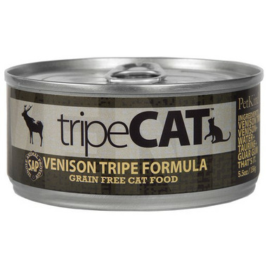 PetKind tripeCAT Venison Tripe Canned Cat Food