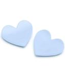 Baubles + Soles Blue Heart Baubles