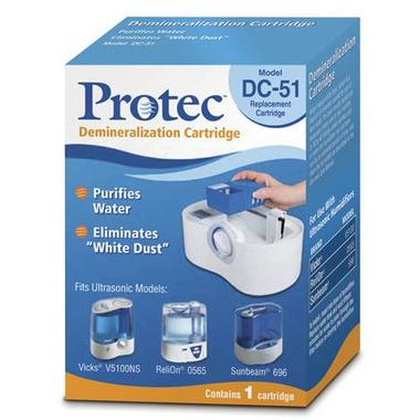 Protec Demineralization Cartridge