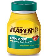 Aspirin Daily Low Dose