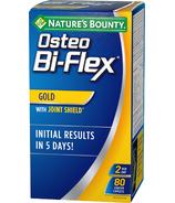 Nature's Bounty Osteo Bi-Flex Gold