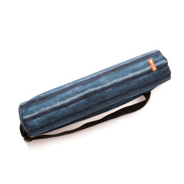 Halfmoon Mat Carry Bag Shibori
