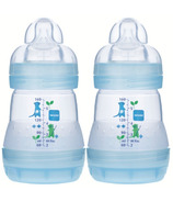 Mam Anti-Colic Bottle 5oz Blue