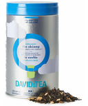 DAVIDsTEA Iconic Tin Organic The Skinny