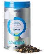 DAVIDsTEA Iconic Tin Organic The Skinny Blend