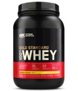 Optimum Nutrition Gold Standard 100% Whey Banana Cream