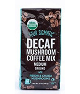 Four Sigmatic Decaf Ground Coffee with Reishi & Chaga