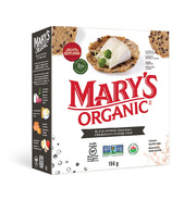 Mary's Organic Crackers Black Pepper Crackers