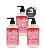 Mrs. Meyer's Clean Day Hand Soap Peppermint Bundle