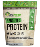 IronVegan protéine germée sans saveur