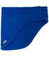 Calikids Adjustable Fleece Neckwarmer Cobalt Blue