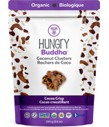 Hungry Buddha Organic Coconut Clusters Cocoa Crisp