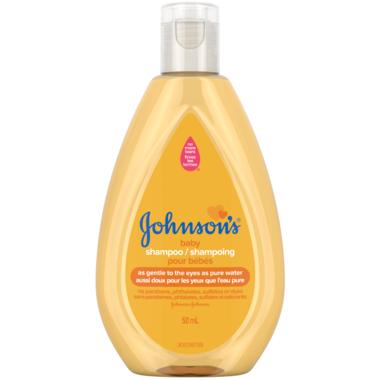 Johnson\'s Baby Shampoo Travel Size