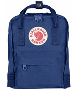Fjallraven Mini Kanken Backpack Deep Blue