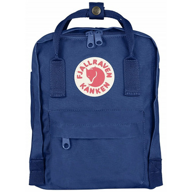 Fjallraven Mini Kanken Backpack Deep Blue