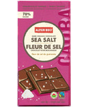Alter Eco Dark Organic Chocolate Sea Salt