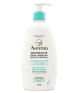 Aveeno Soothing Body Wash Restorative Skin Therapy