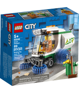 LEGO City Street Sweeper Building Kit
