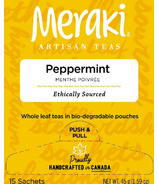 Meraki Artisan Teas Peppermint