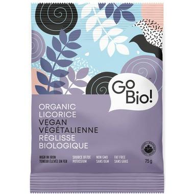 GoBio Organic Vegan Licorice