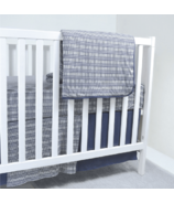 Perlimpinpin Bamboo Crib Bedding Set Sticks
