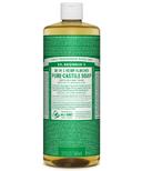 Dr. Bronner's Organic Pure Castile Liquid Soap Almond 32 Oz