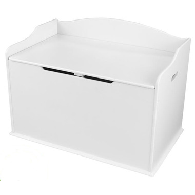 KidKraft Austin White Toy Box