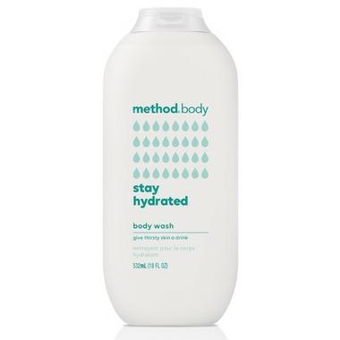 Method Body Wash Stay Hydrated