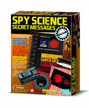 4M Spy Science Secret Messages