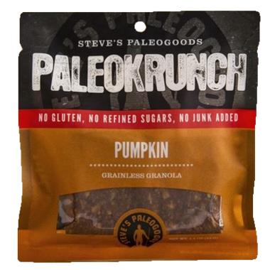 Steve\'s PaleoGoods Pumpkin PaleoKrunch Bar