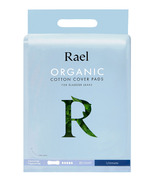 Rael Organic Cotton Cover Pads for Bladder Leaks Ultimate